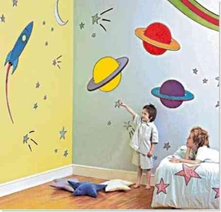 decoracion tematica infantil