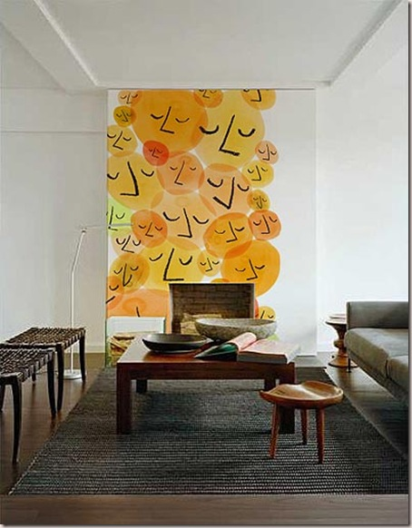 decorar con papel tapiz-2