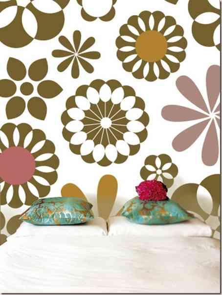 decorar con papel tapiz-3