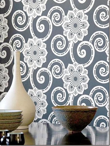 decorar con papel tapiz-6