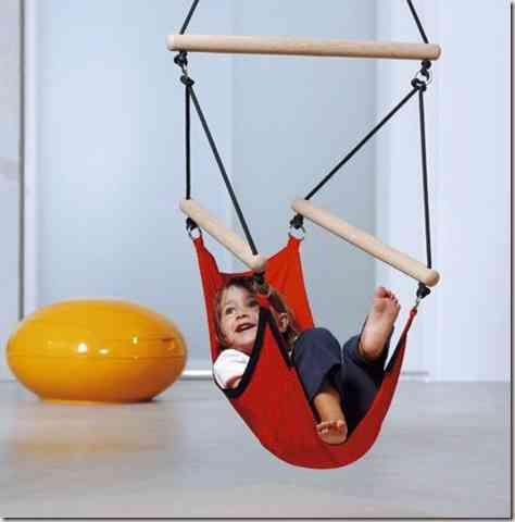 hammocks in the decoration -12