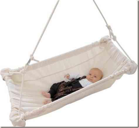 hammocks in the decoration -13
