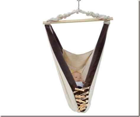 hammocks in the decoration -14
