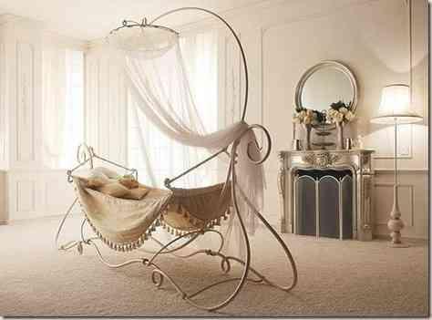 hammocks in the decoration -6