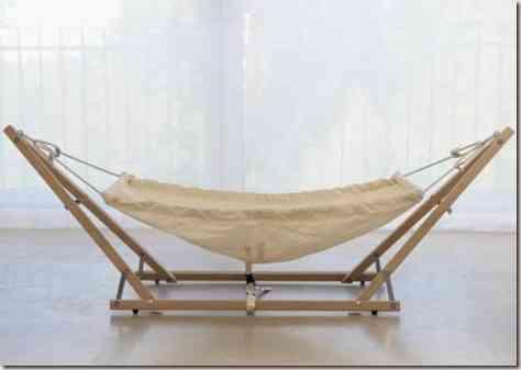 hammocks in the decoration -7