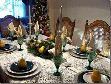 Recomendaciones para la mesa navide a - Mesa navidena ...