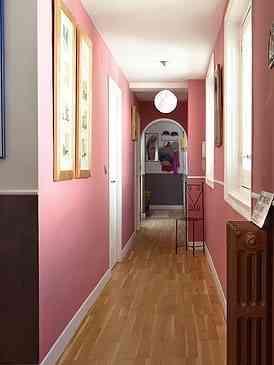 C mo decorar el pasillo - Como decorar un pasillo ...