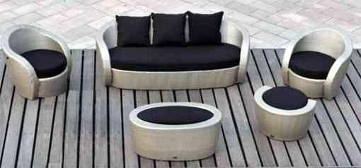 Mobiliario De Exterior De Diseo Cool Muebles De Exterior