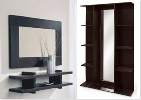 Furniture with mirrors-12