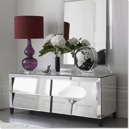Furniture with mirrors-2