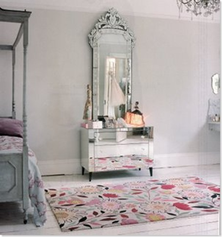 Furniture with mirrors-3