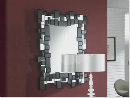 Furniture with mirrors-7