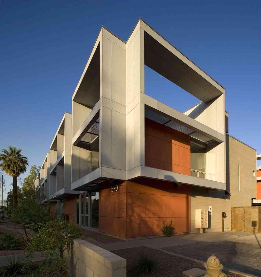 Tempe urban living vivienda colectiva for Vivienda arquitectura