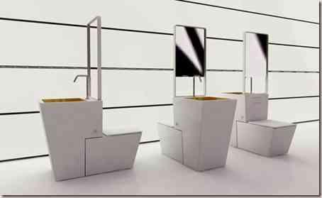 baños que ahorran y reciclan