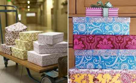 Decorando con cajas - Cajas grandes de carton decoradas ...