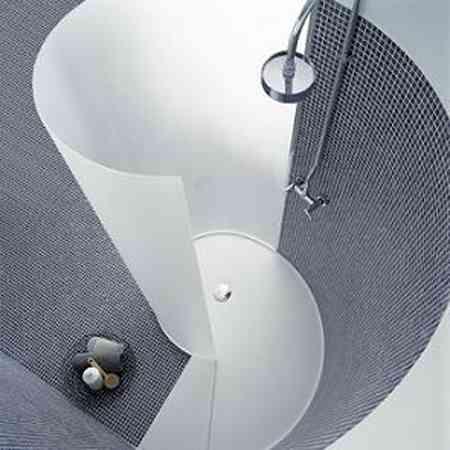 El ba o duchas modernas for Duchas grandes