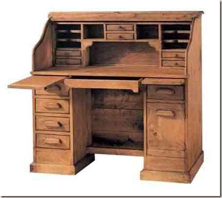 escritorios rusticos 2