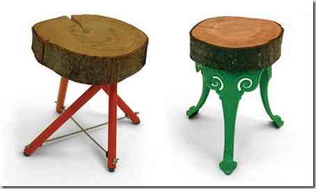 mobiliario reciclado