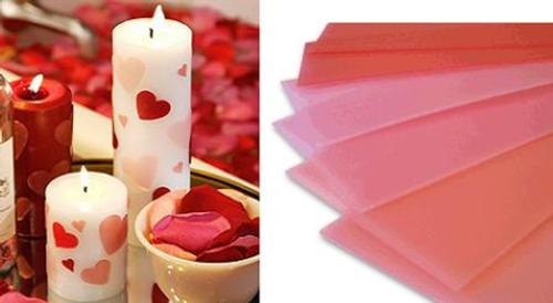 candles for Valentine