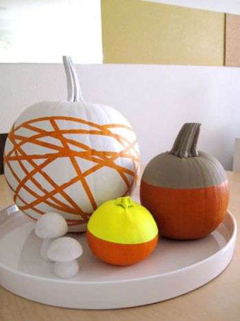 Decora con calabazas 36 ideas realmente creativas for Decorar calabazas secas