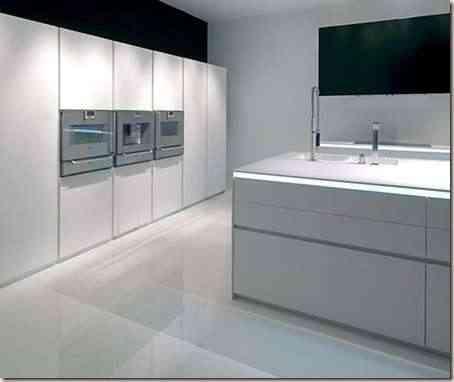 cocina moderna en grandes espacios -9