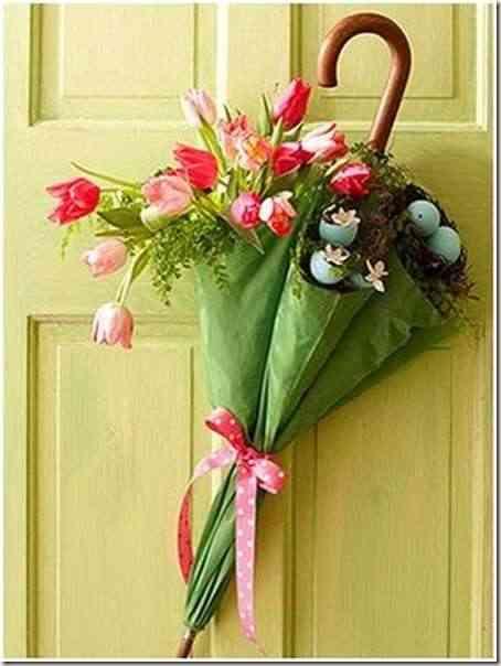decorar_paraguas_flores