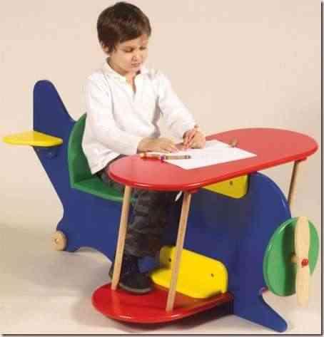 escritorios infantiles -4