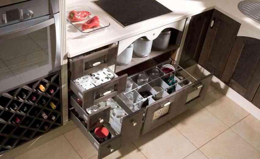 Chill decoraci n 3 aspectos b sicos a tener en cuenta al for Muebles de cocina basicos