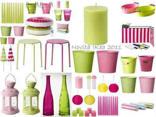 catálogo de primavera IKEA 2011