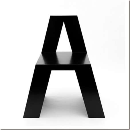 Furniture with numbers-1