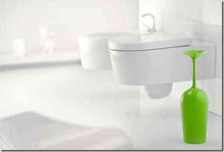 accesorios modernos para el baño