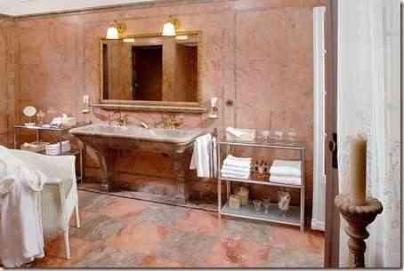 baño clasico II