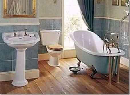 baño clasico V