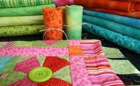 Paisajes en patchwork imagui - Como hacer pachwork ...