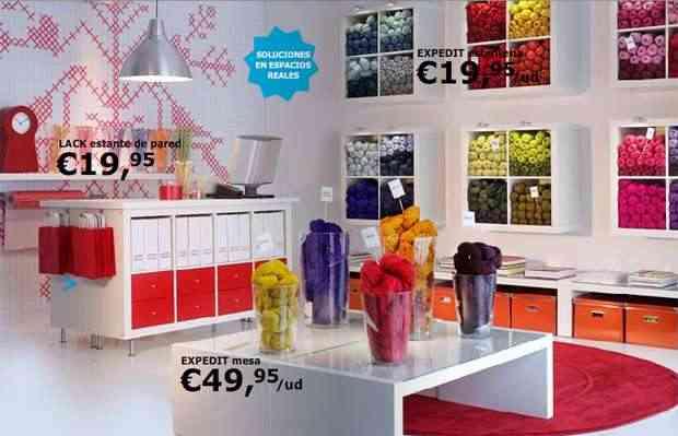 Noticias 24h decoracion arte bricolaje ikea business - Decoracion muebles ikea ...