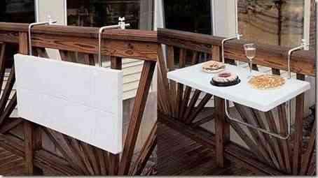 mesas expandibles y funcionales