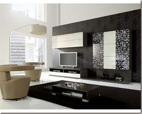 mobiliario modulares y modernos
