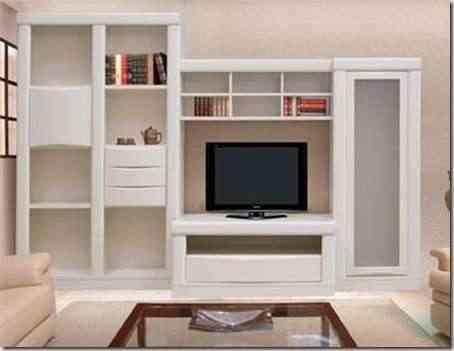 Ideas modulares y decorativas for Disenos de modulares para living