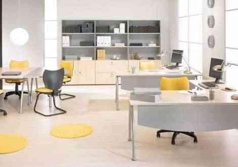 Mi peque a oficina mi gran trabajo for Muebles para oficinas pequenas
