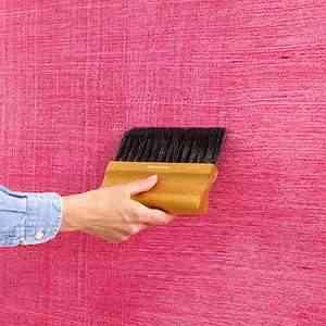 Da efecto tela a tus paredes - Efectos pintura paredes ...