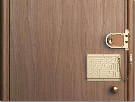 Decorative doors -6