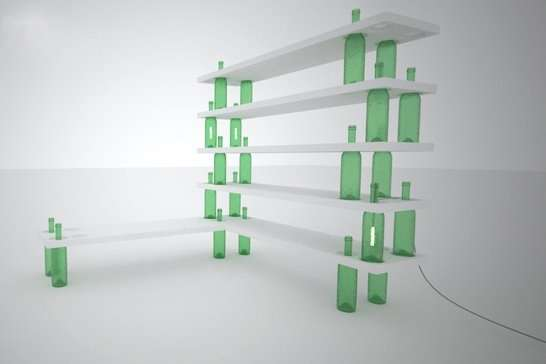 estanterias recicladas 3 - Estanterias Caseras