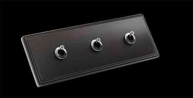 Interruptores de dise o para una decoraci n con mucho estilo - Llaves de luz niessen ...