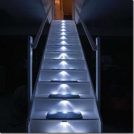 state-of-the-art stair lighting - 1