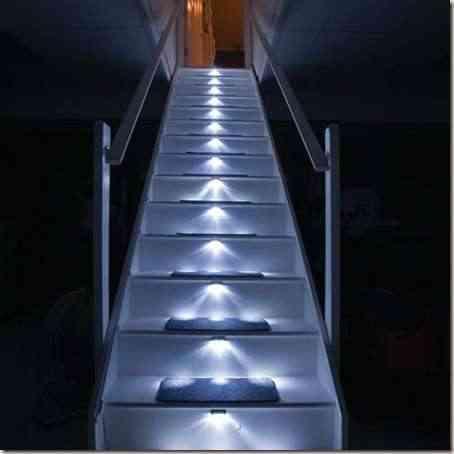 luminarias de vanguardia para escaleras-1