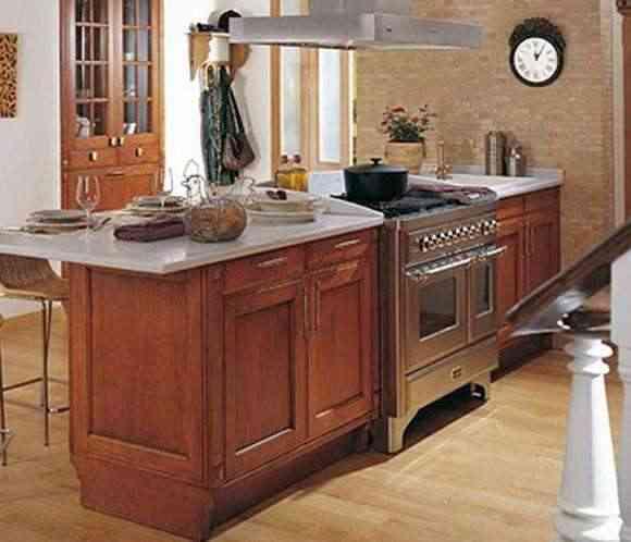 classic kitchen decoration -0