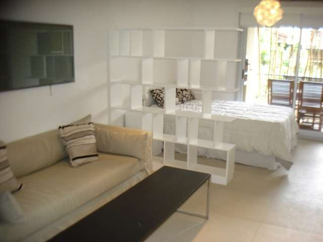 Decoraci n de monoambientes for Cuarto tipo estudio