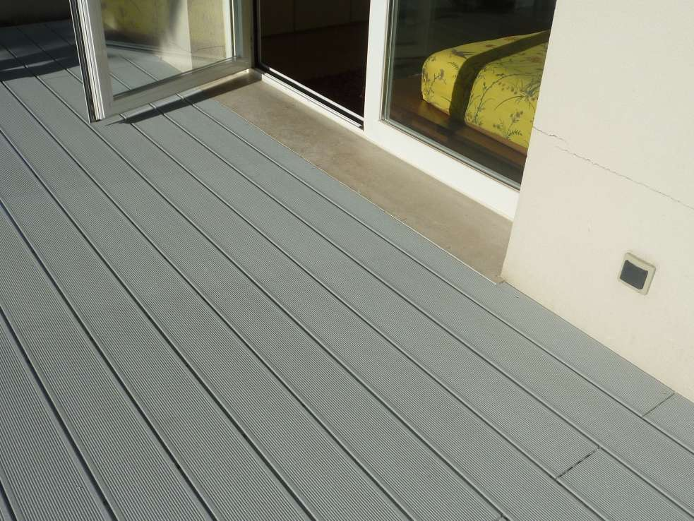 Tarima para exteriores moderna y novedosa - Suelos de exterior para terrazas ...