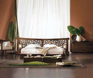 Oriental style beds-2