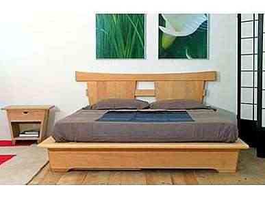 Un dormitorio oriental for Dormitorios orientales